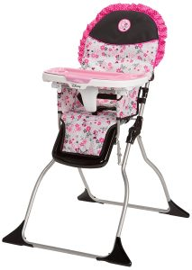 Disney Baby High Chair with a 3-Position Tray