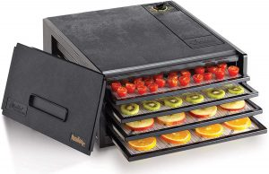 Excalibur Electric Food Dehydrator, 4-Tray