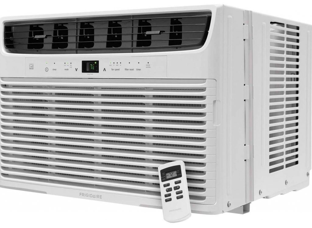Frigidaire 10,000 Btu Window-Mounted Compact