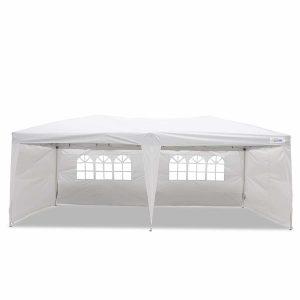Goutime 10x20 Ft Ez Pop Up Canopy Tent