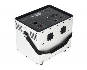 Humless Portable Generator