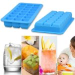 Best Ice Cube Trays in 2018 – Reviews & Buying Guide