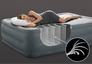 Intex Comfort Plush Elevated Dura-Beam