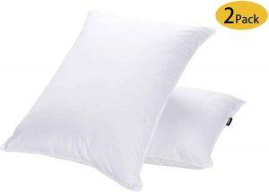 JA COMFORTS Down Pillows