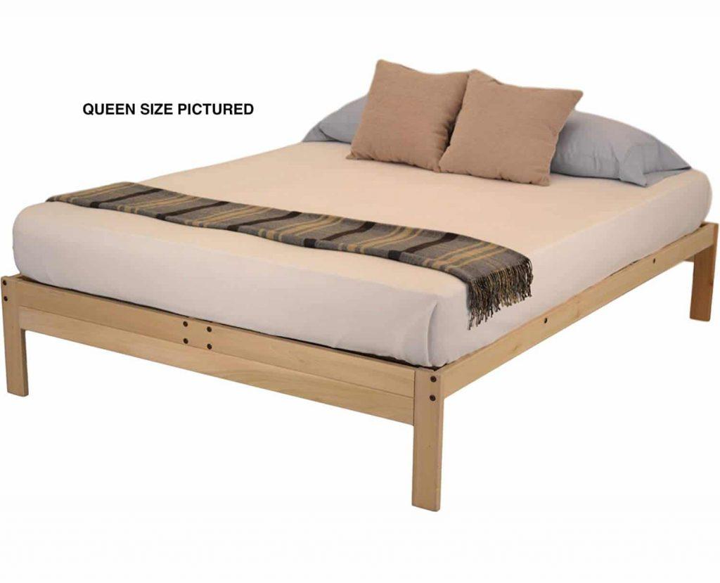 KD Frames Platform Bed
