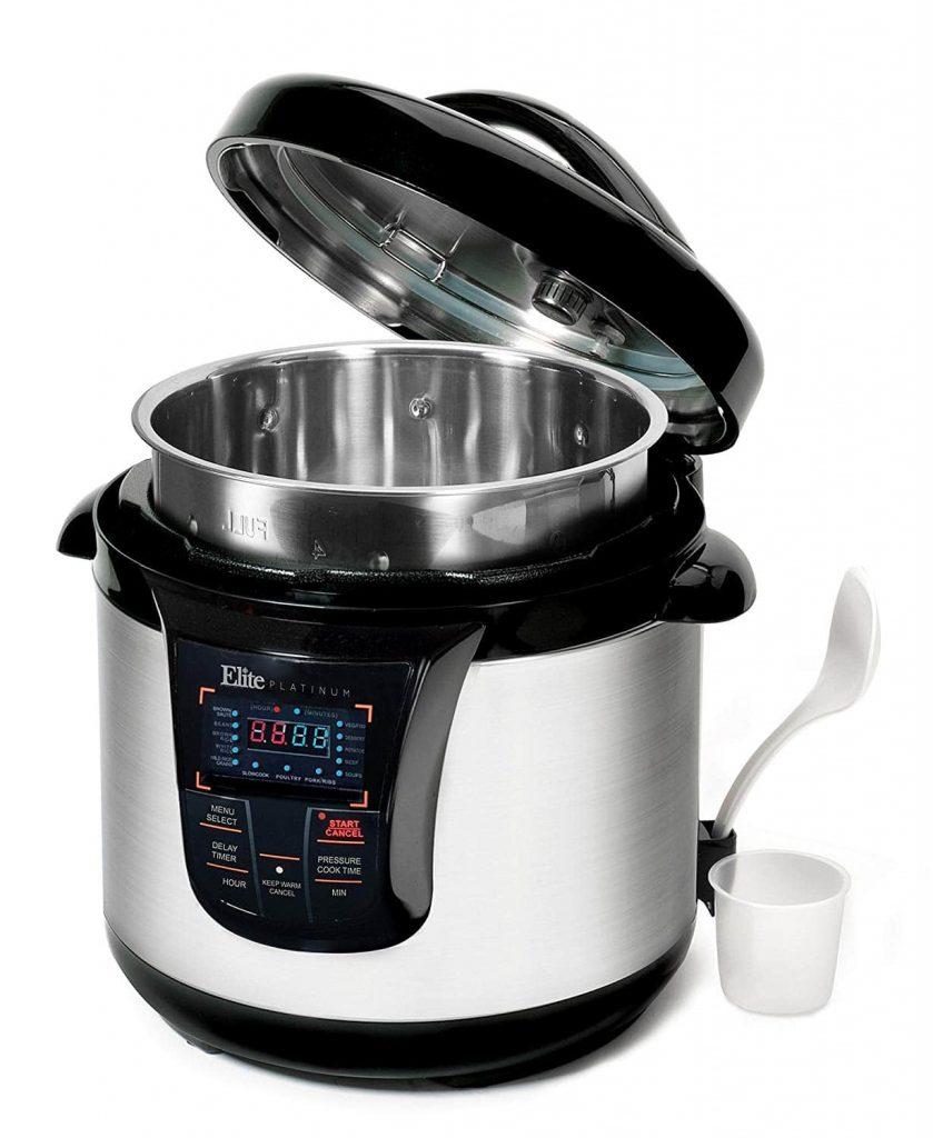 Maxi-matic pressure cooker