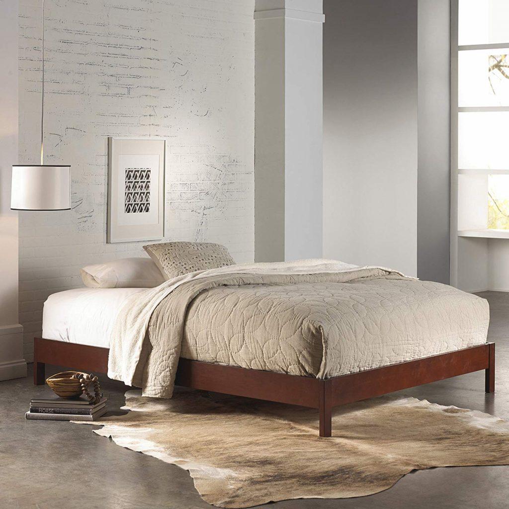 Murray wood Platform Bed