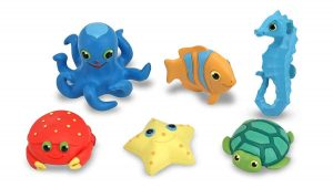 Play of creatures Melissa and Doug Sunny Patch Seaside Sidekicks