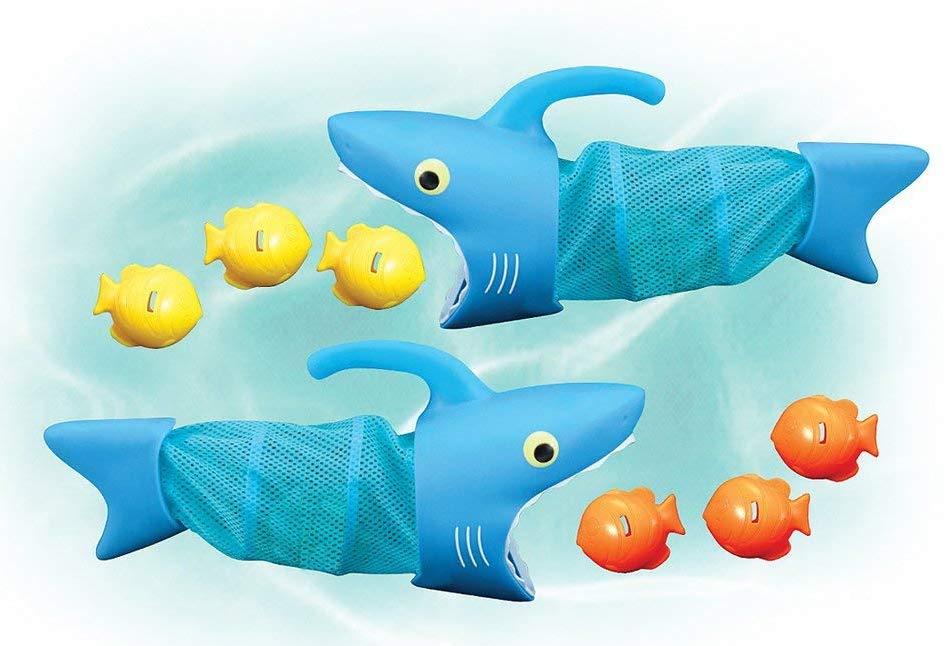 Pool Play Melissa and Doug Sunny Patch Spark Shark Fish Hunt
