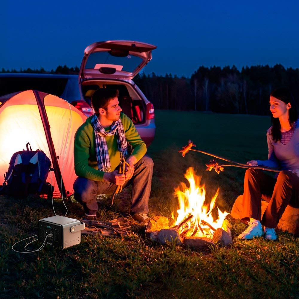 Best Portable Solar Generator for Camping in 2020 Reviews