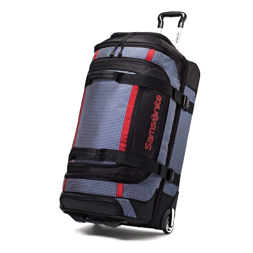 Samsonite Luggage 26-Inch Ripstop Wheeled Duffel