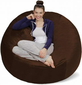 Sofa Sack Plush Ultra Soft Bean Bags Chair