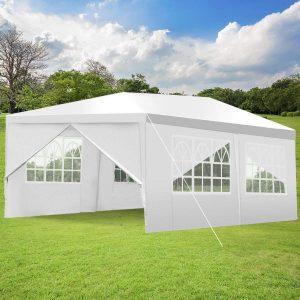 Tangkula Outdoor 10'x20' Canopy Tent