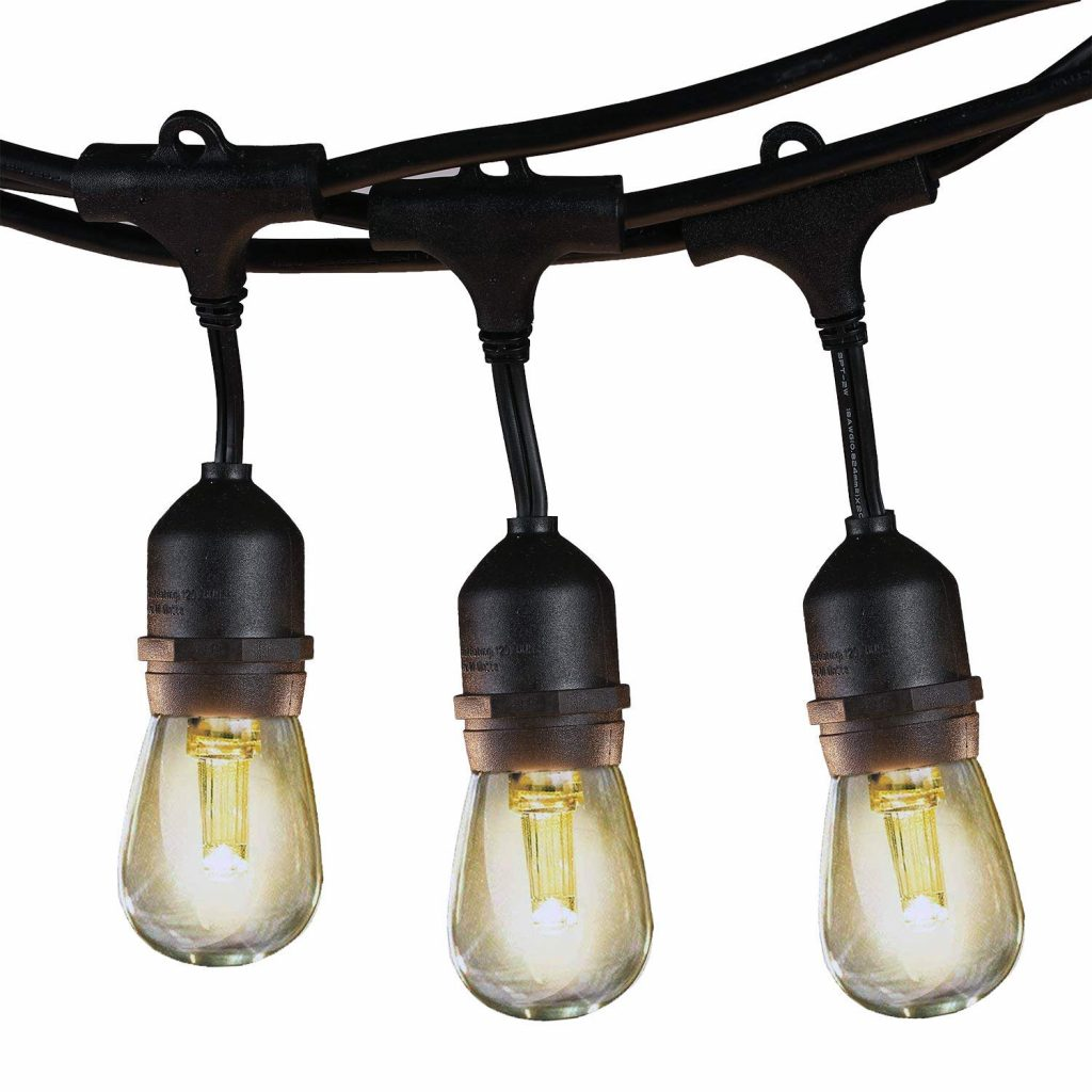 The AKAPH LED Outdoor String Lights