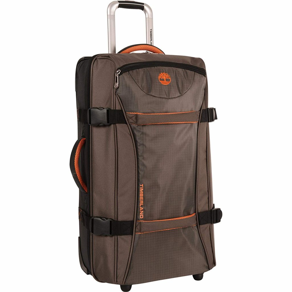 5cb47e758de4 Timberland 26 Luggage Wheeled Duffle Bag