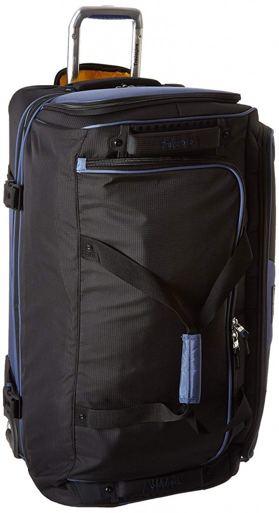 1dcde6f15489 Travelpro Tpro One Size Rolling Duffel Bag