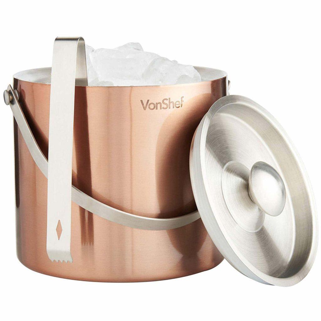 VonShef Ice Bucket