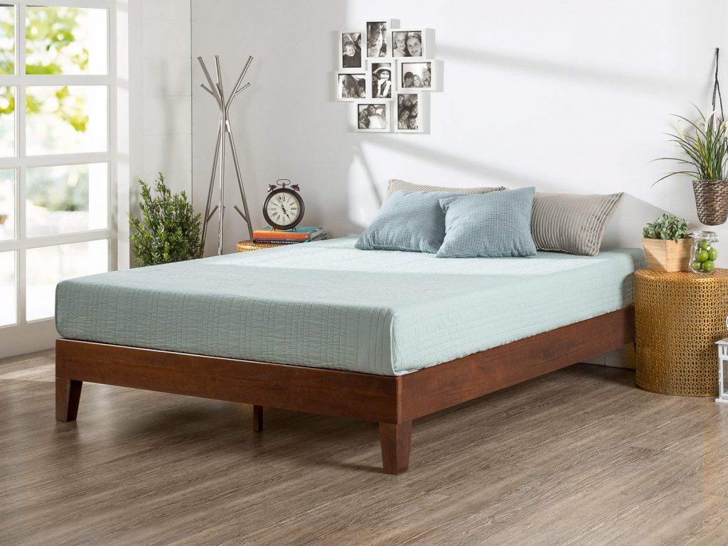 """Zinus 12"""" Deluxe Platform Bed"""