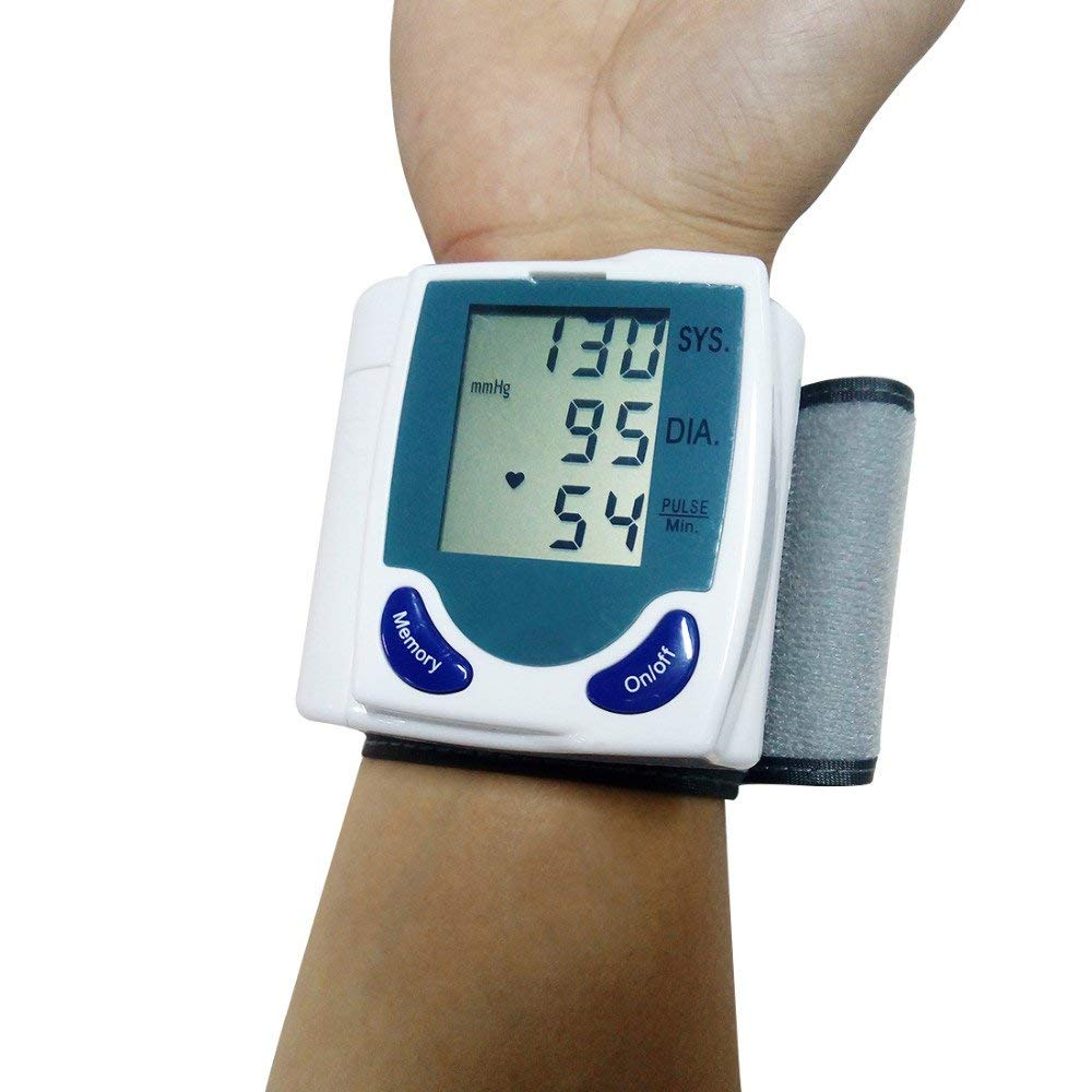 Accu-RATE Blood Pressure Monitor