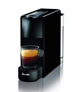 Breville- Nespresso Essenza, Piano Black