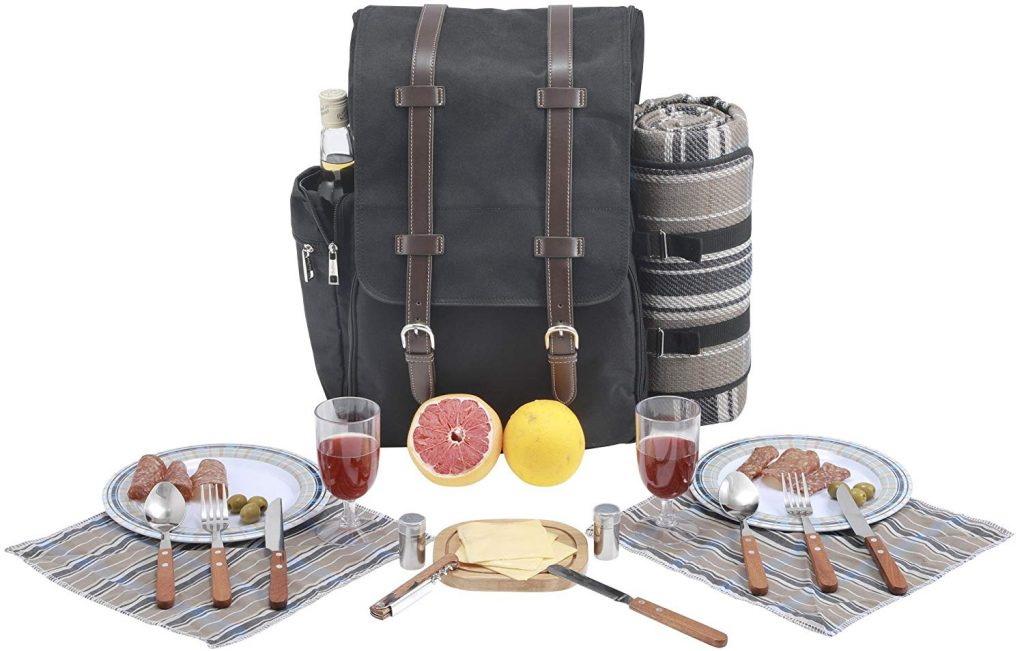 California Picnic Basket