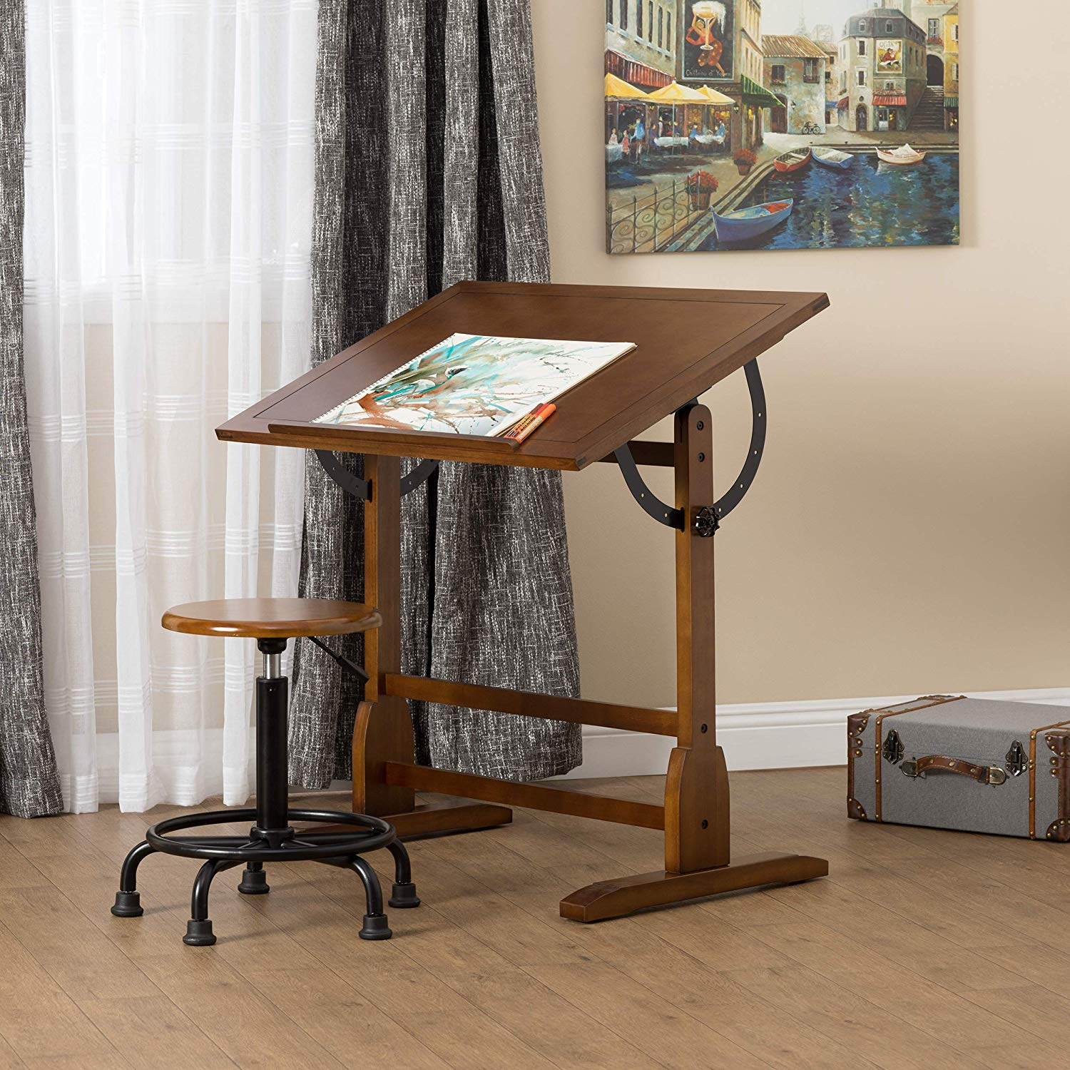 Top 10 Best Drafting Tables in 2020 Reviews | Buyer's Guide