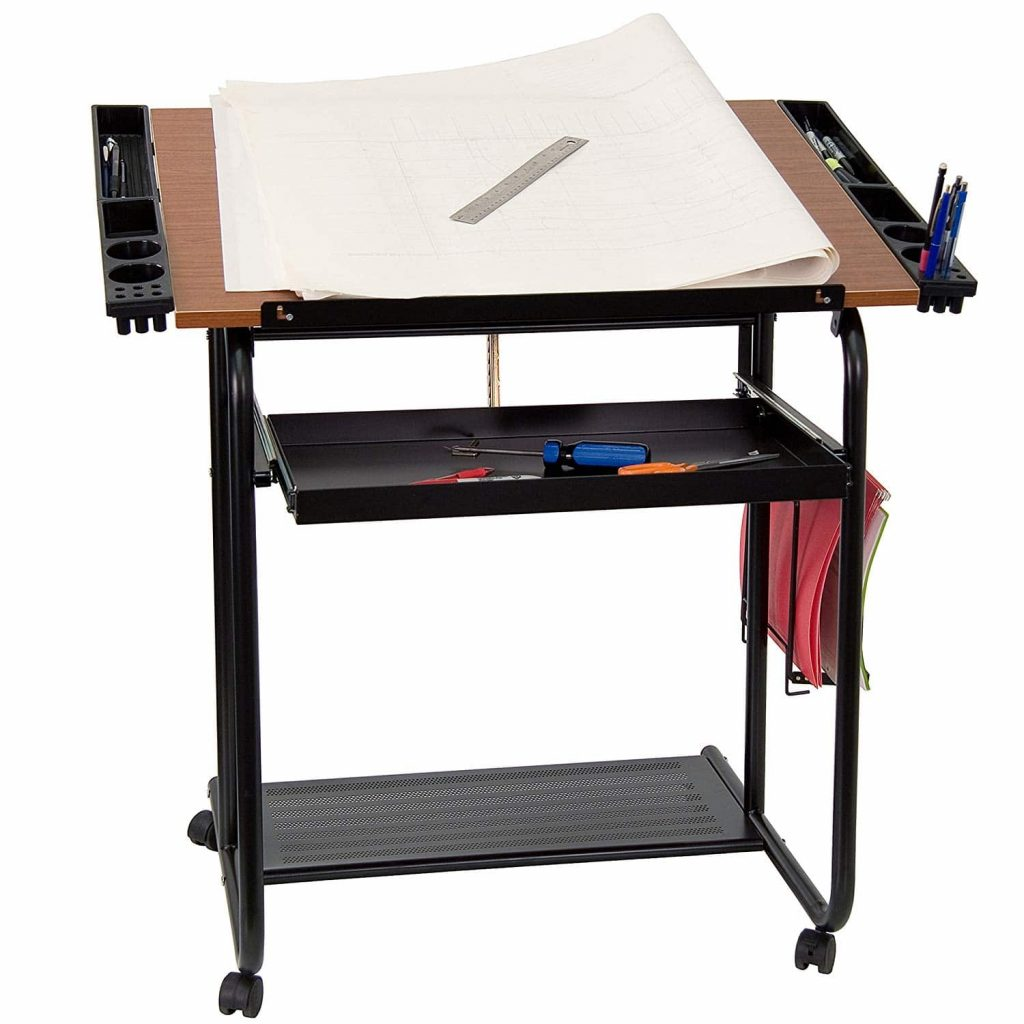 Flash Furniture Drafting Table