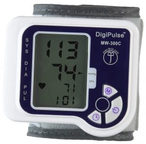 Just-Brill Blood Pressure Monitor