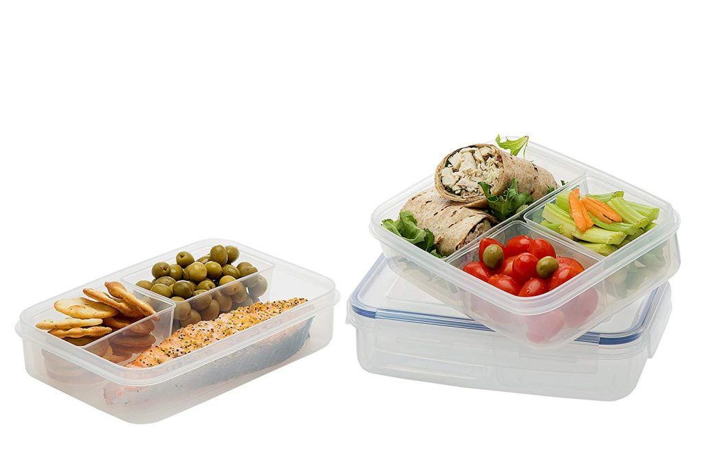 Komax Biokips Food Storage Lunch Boxes