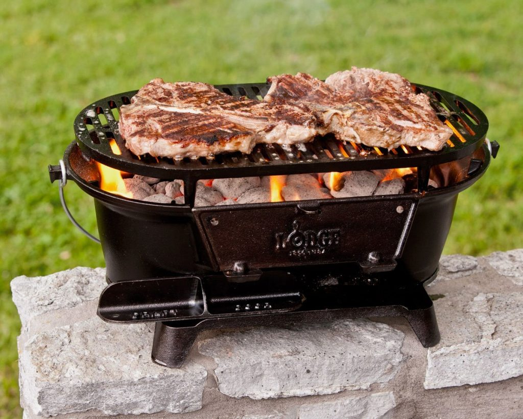 Lodge Charcoal Grill