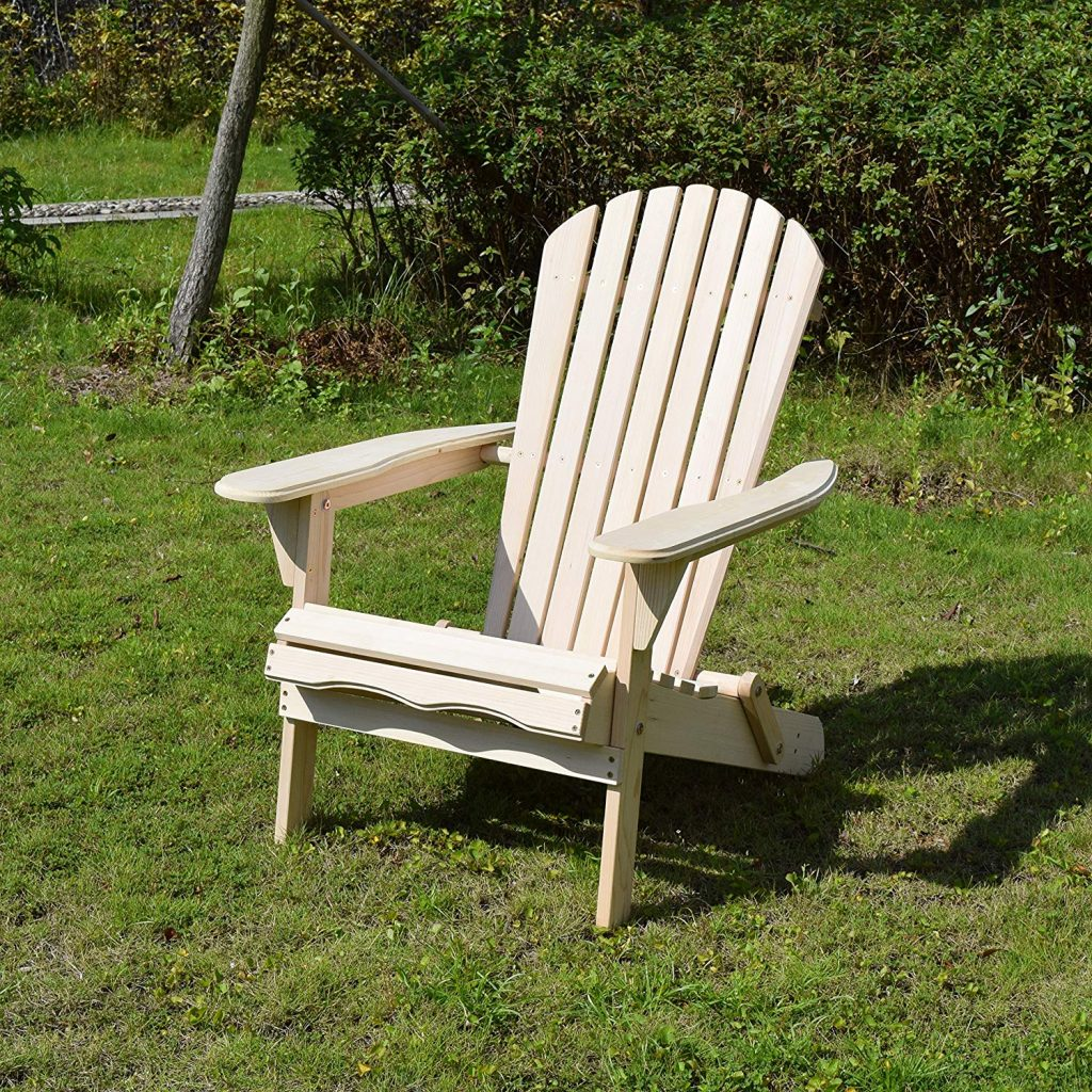 Merry Adirondack Chair