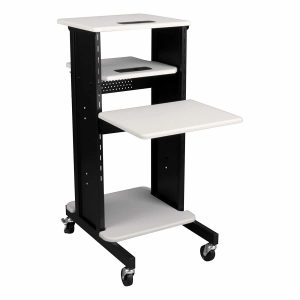 Norwood Commercial Furniture Computer Cart