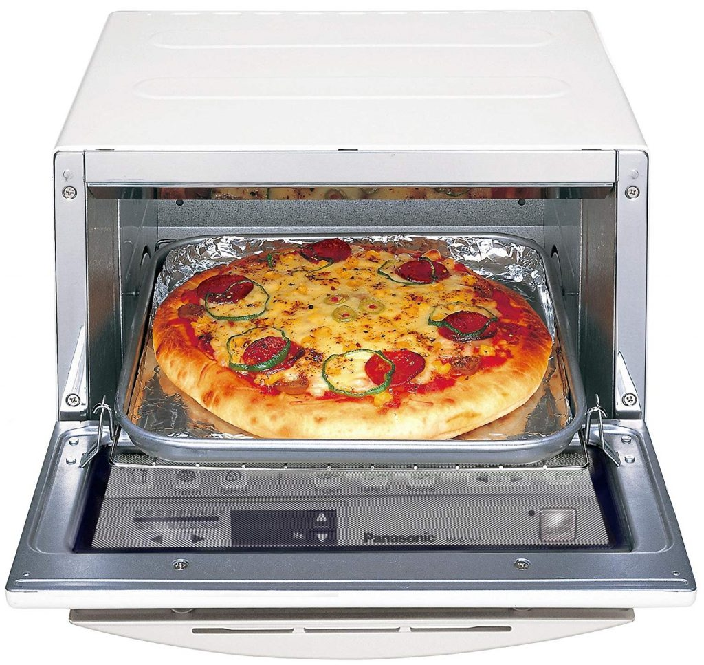 Panasonic Toaster Oven, White