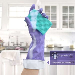 Playtex Living Reuseable Rubber Gloves