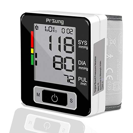 PrSung Blood Pressure Monitor
