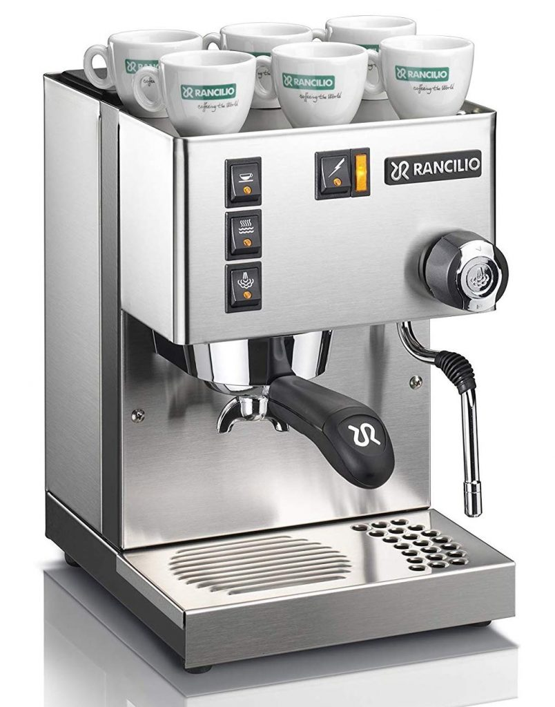 Rancilo Silvia Espresso Machine with Stainless steel