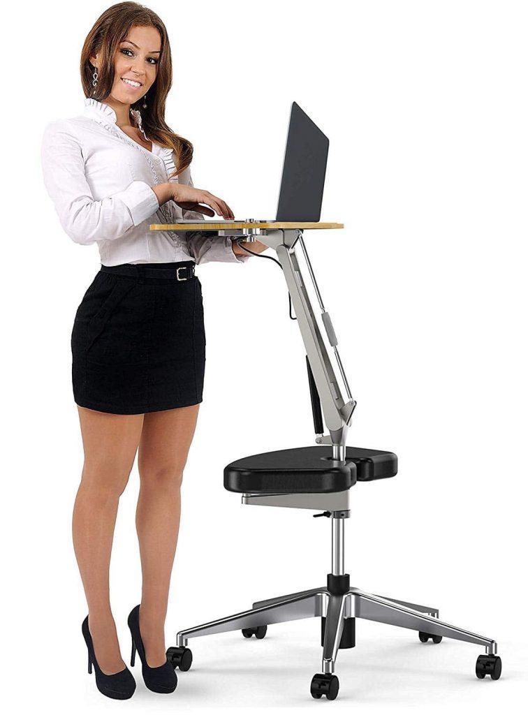 RoomyRoc Computer Cart