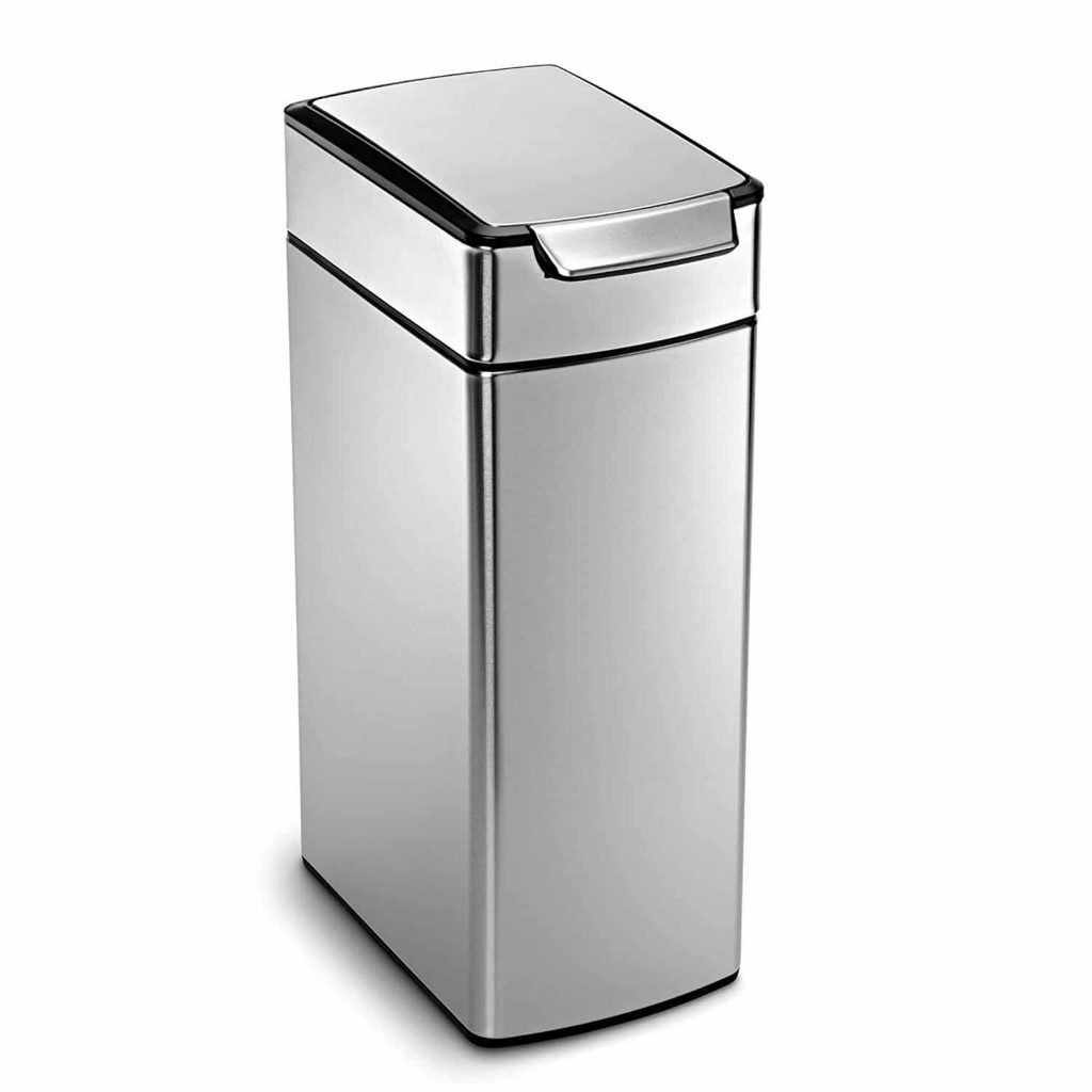 Simplehuman 10.6 Gal Trash Can
