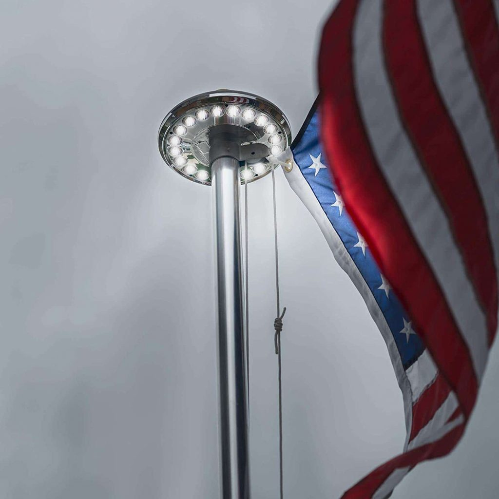 Solar-Flag-Pole-Flagpole-Light