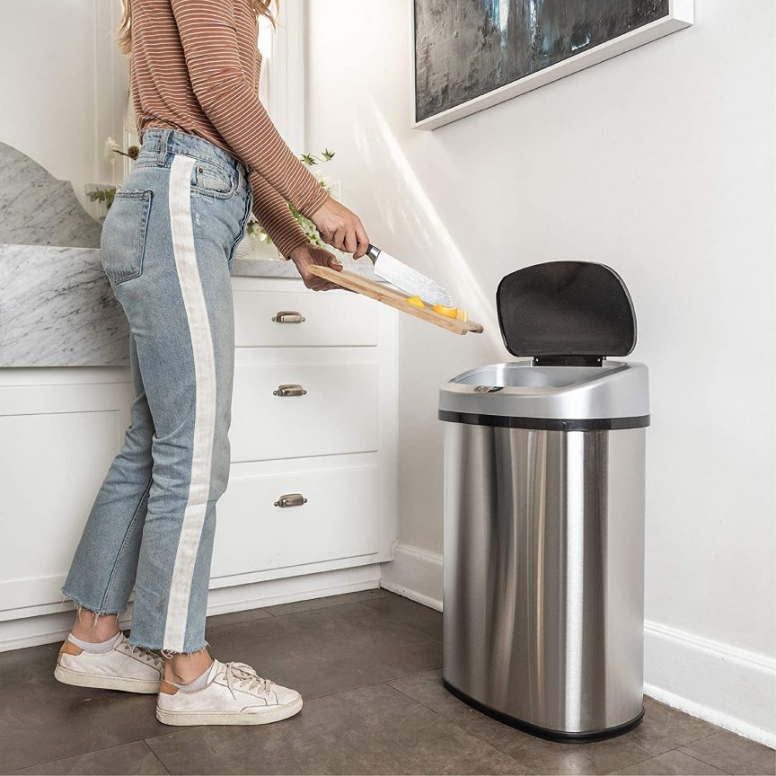Trash Can For Home and Office