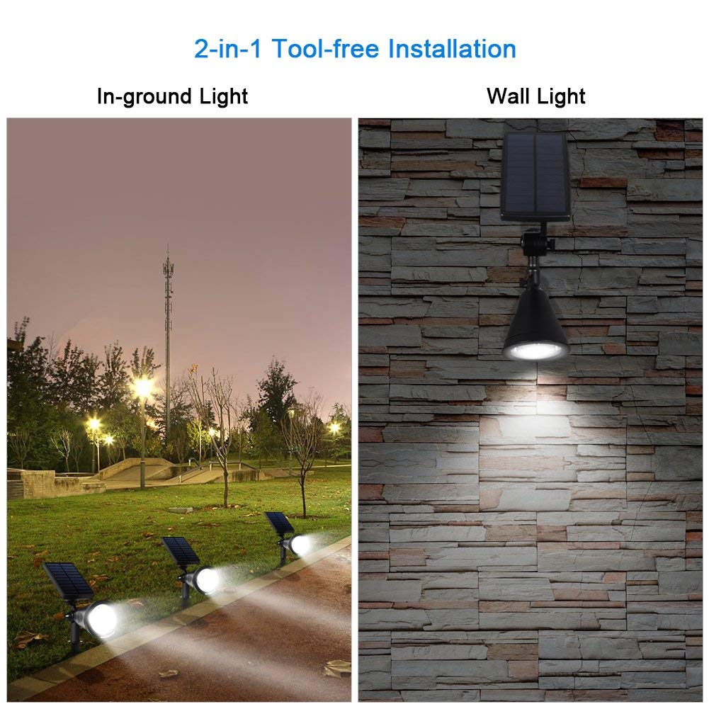 Top 10 Best Solar Spot Lights in 2020 Reviews | Buyer's Guide