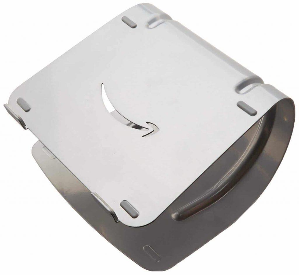 AmazonBasics Laptop Stand Silver
