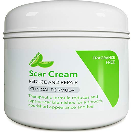 Best Scar and Stretchmark Removal Cream by Honeydew