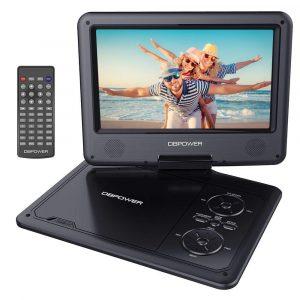 DBPOWER-9.5″Portable-DVD-Player