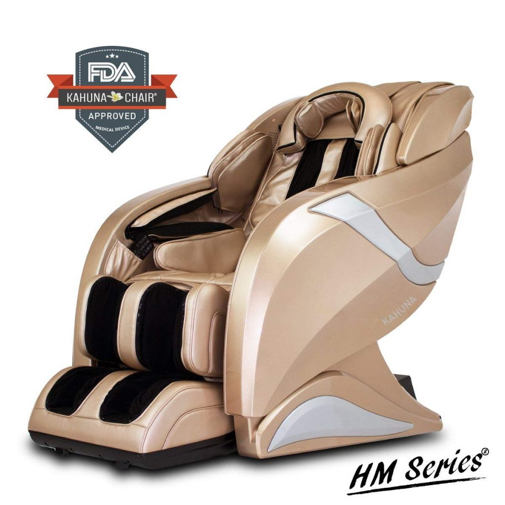 Kahuna Massage Chair 3D Hubot HM-078 Exquisite Rhythmic Chair