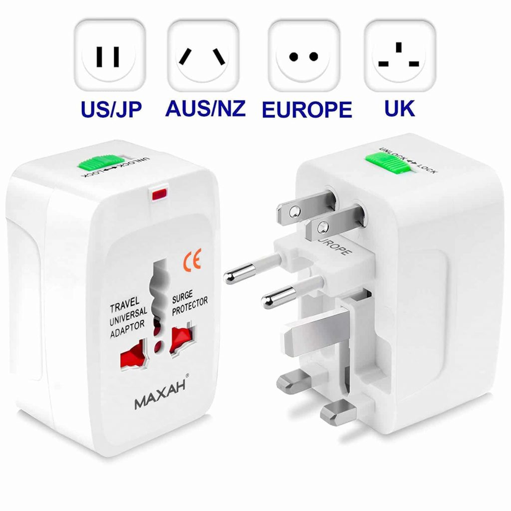MAXAH Universal All-in-One Worldwide