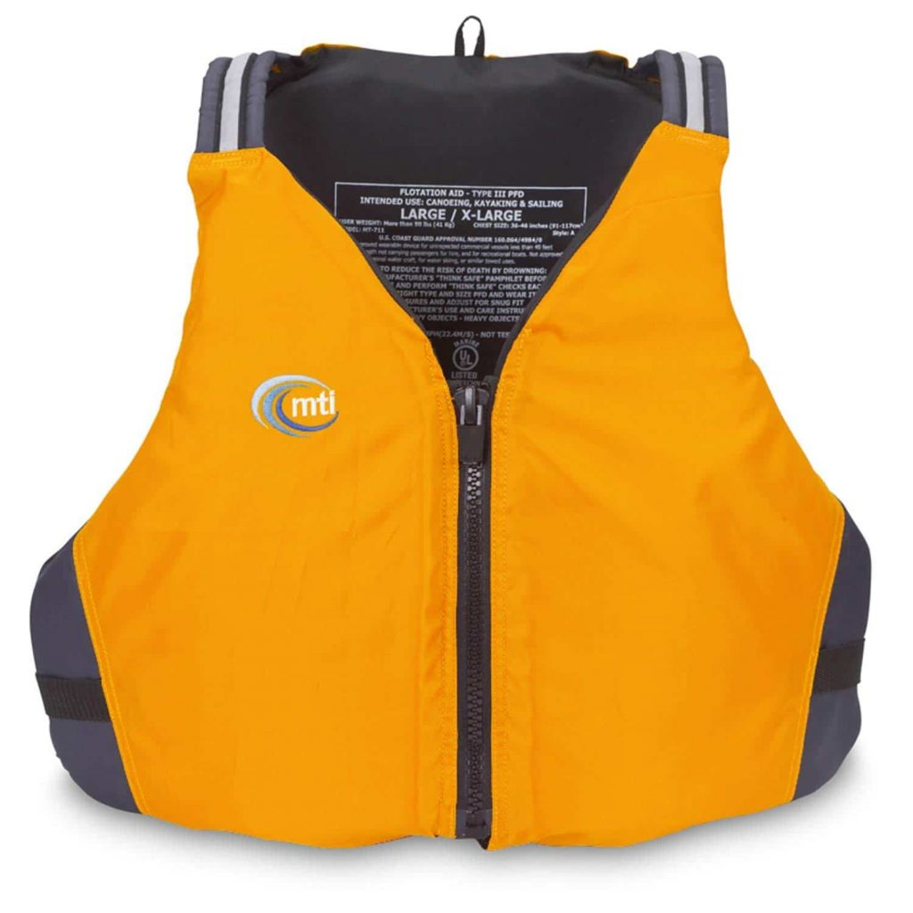 MTI Adventurewear Life Jacket