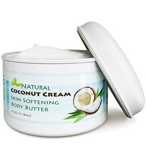 Maple Holistics Coconut Oil Body Butter for Scars and Stretch marks