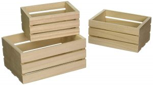 Multicraft Imports WS920 Caddy Set (3/Pack)