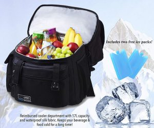 North Coyote Backpack Cooler